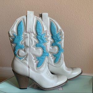 Mia girl Cowboy Boots 👢